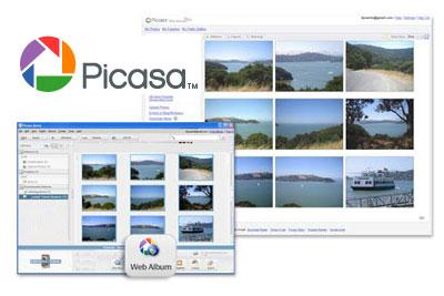 Google Picasa screenshot