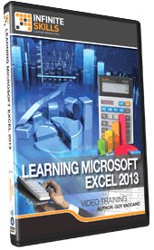 Excel 2013 training course