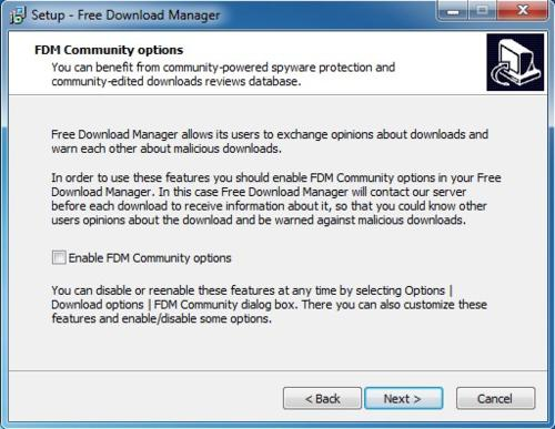 Install Free Download Manager - Step 3