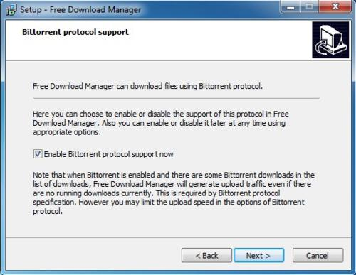Install Free Download Manager - Step 4
