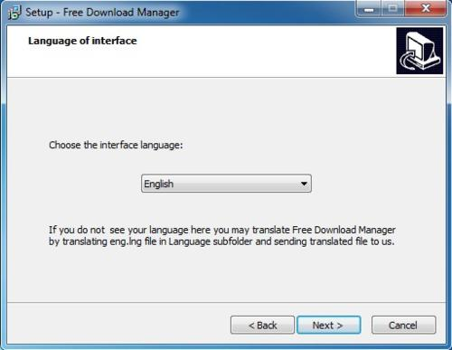 Install Free Download Manager - Step 5