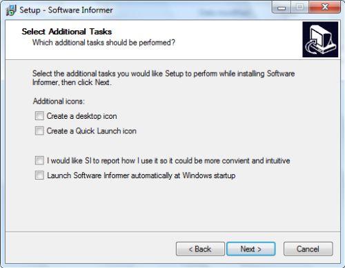 free  software informer for windows 8