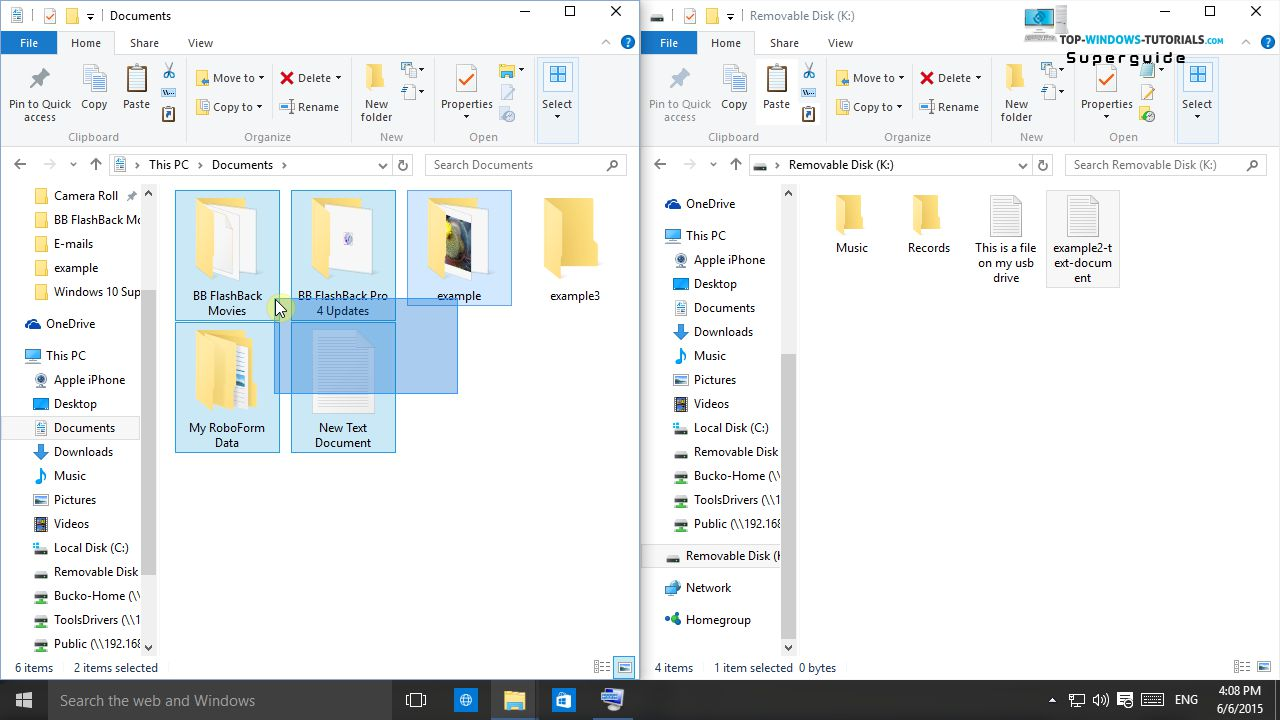 how to open multiple windows in windows 10
