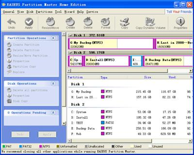 easeus partition master full version