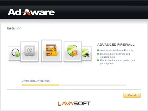 Install Ad-Aware AV - Step 4