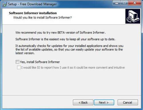 Install Free Download Manager - Step 6