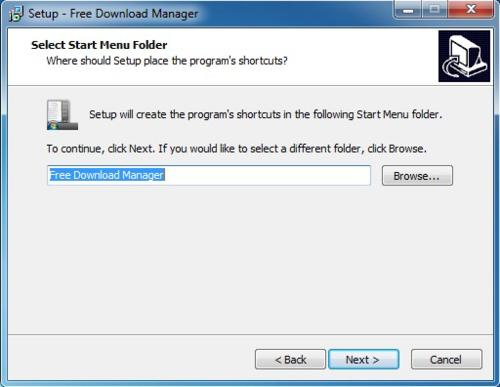 Install Free Download Manager - Step 8