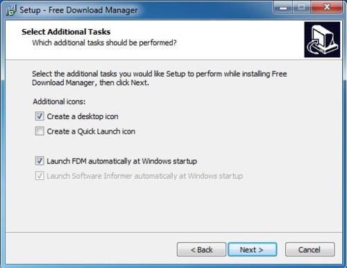 Install Free Download Manager - Step 9