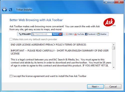 Trillian 5 Tutorial 1 - install Trillian 5 | Top Windows