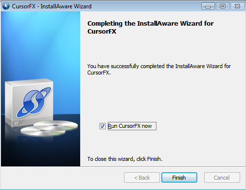Use CursorFX to change your Windows cursors - Tutorial 1